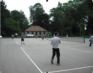 Rowntree Park Tennis Club